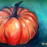Orange Pumpkin/Melanie