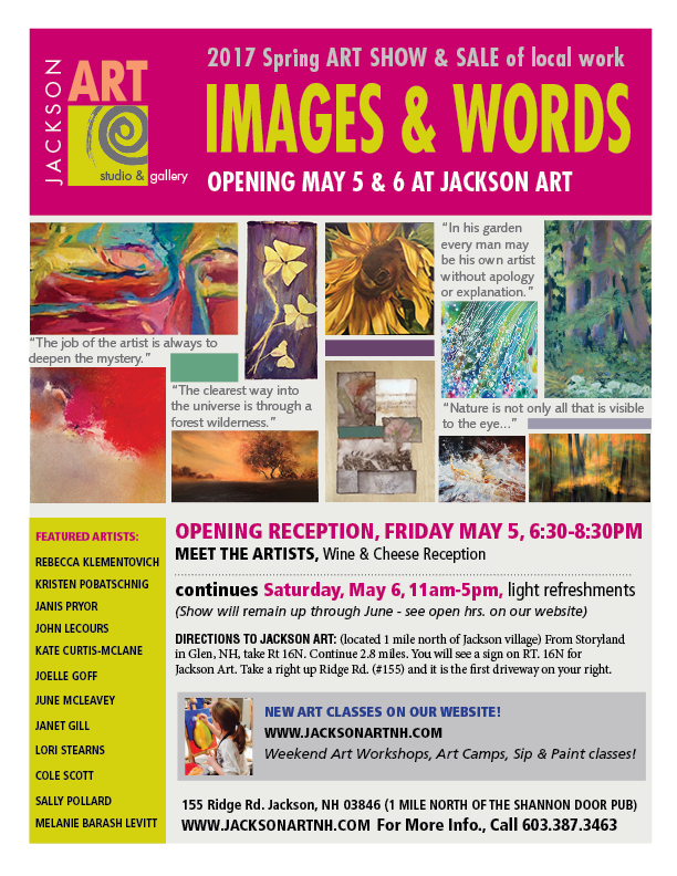 Images & Words Poster