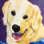 Paint your Pet  (give us an photo of your pet! $85 per/person)