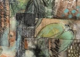 Watching the Dust Settle/June McLeavey