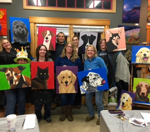 Paint Your Pet! May 15