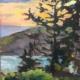 Maine Sunset/Melanie Levitt