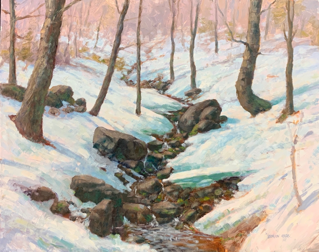Forest Edge/Byron Carr