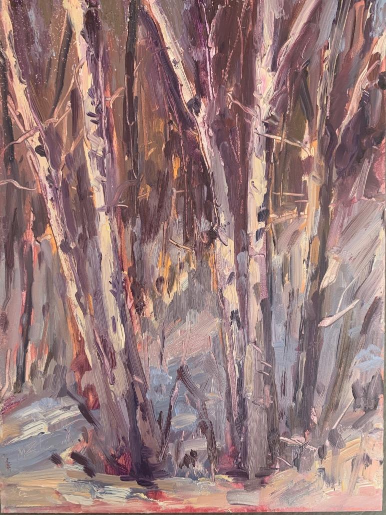 Winter Birch/Melanie Barash Levitt