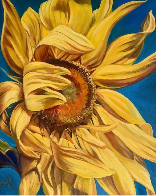 Sunflower/Joelle Goff