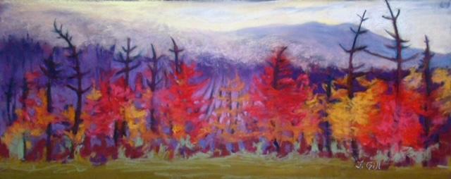Tis Autumn/ Janet Gill