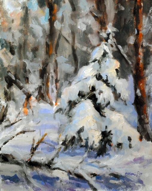Snowy Dreams/Jessica Fligg