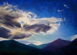 Clouds Coming/ Janet Gill