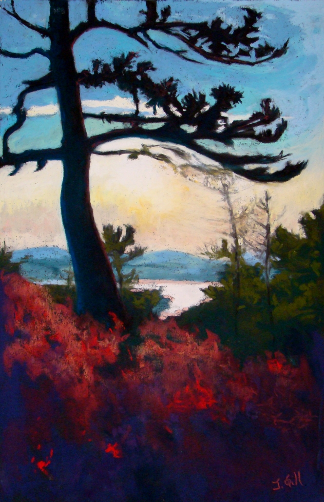 Sunset Glow/ Janet Gill